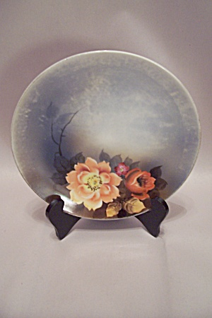 Noritake Handpainted Floral Collector Plate