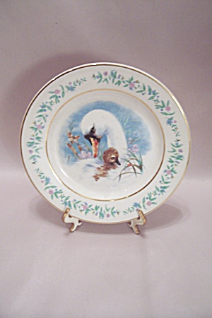 Avon Gentle Moments Collector Plate