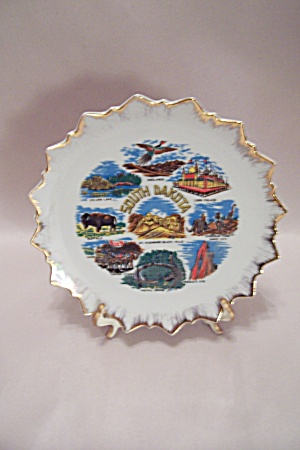 South Dakota Souvenir Collector Plate (Image1)