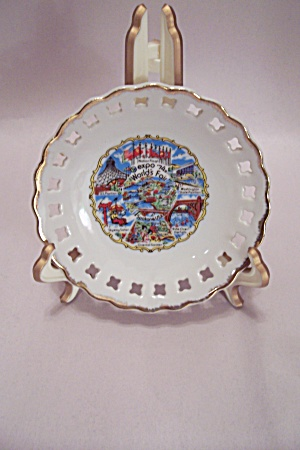Spokane, Wa Expo 74 Worlds Fair Souvenir Dish