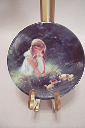 Golden Moments Small Collector Plate