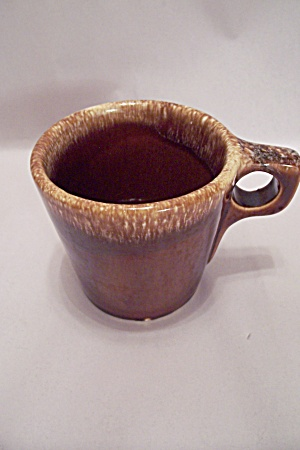 Hull Brown Drip Mug (Image1)