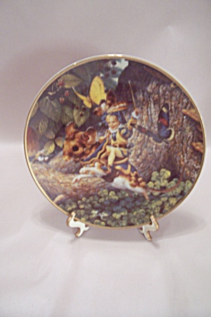 Knowle's Tom Thumb Collector Plate