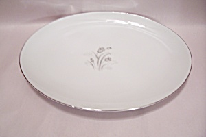 Creative Royal Elegance Fine China Oval Platter (Image1)