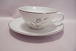 Creative Royal Elegance Fine China Cup & Saucer Set