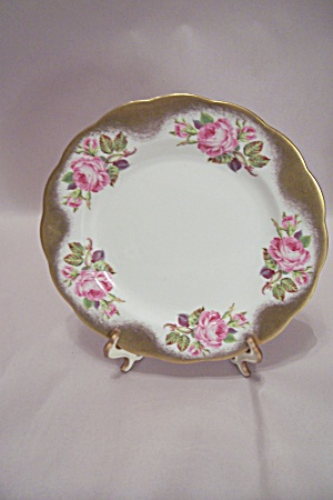 Royal Standard Bone China Rose Pattern  Collector Plate (Image1)