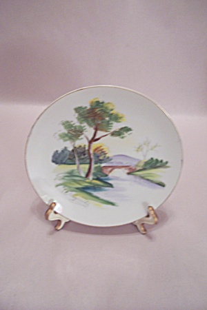 ENESCO Handpainted Collector Plate (Image1)