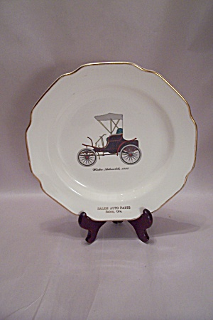 Salem Auto Parts, Salem, Or Advertising Collector Plate