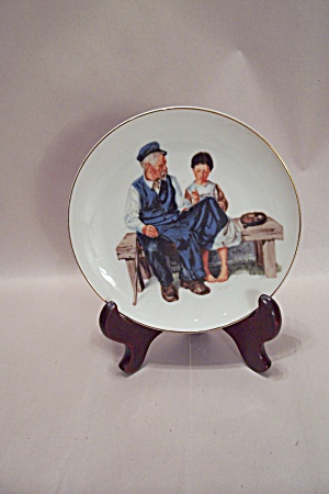 The Lighthouse Keeper's Daughter Collector Plate