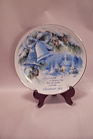 1978 Christmas Collector Plate