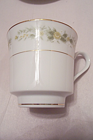 Natalie Fine China Footed Cup