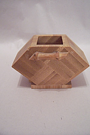 Japanese Bamboo Toothpick Holder (Image1)