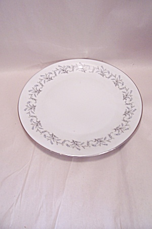 Pasco Flower Dance Pattern Dinner Plate