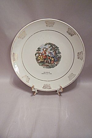 Knoxville, TN Souvenir Collector Plate (Image1)