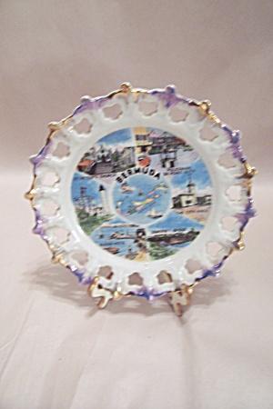 Bermuda Souvenir Collector Plate (Image1)