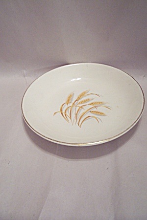 Harmony House Golden Wheat Pattern Coup Soup Bowl