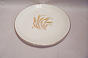 Harmony House Golden Wheat Pattern Bread & Butter Plate (Image1)