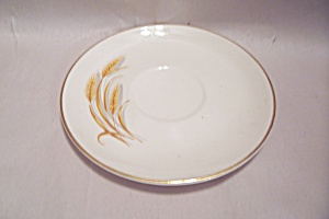 Harmony House Golden Wheat Pattern Saucer (Image1)