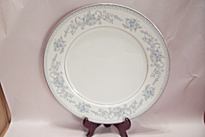 Mikasa Dresden Rose Pattern Fine China Dinner Plate