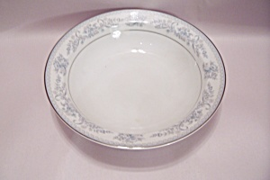 Mikasa Dresden Rose Pattern Fine China Vegetable Bowl