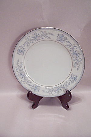 Mikasa Dresden Rose Pattern Fine China Salad Plate