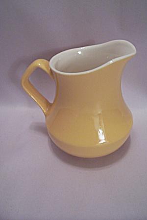 Fiesta Ware Yellow Creamer (Image1)