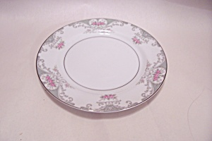 Mikasa Valentine Pattern China Bread & Butter Plate