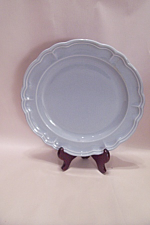 Pfaltzgraff Gazebo-blue Dinner Plate