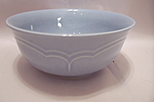 Pfaltzgraff Gazebo-Blue Soup-Cereal Bowl (Image1)