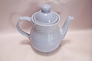 Pfaltzgraff Gazebo-Blue Beverage Server/Coffee Pot (Image1)