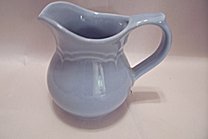 Pfaltzgraff Gazebo-Blue Creamer (Image1)