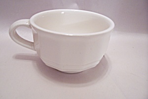 Pfaltzgraff Heritage Pattern White Cup (Image1)