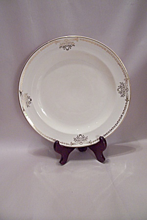 Salem Century Pattern Fine China Dinner Plate