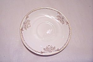 Salem Century Pattern Fine China Saucer