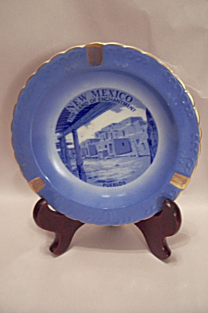 New Mexico Souvenir Collector Ash Tray