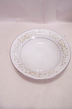 Crown Victoria Lady Carolyn China Berry/dessert Bowl