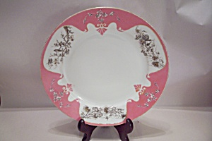 Dior Christian Fine China Dinner Plate