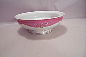 Dior Christian Fine China Round Salad/soup Bowl