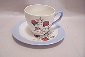 Spode Copeland Fine China Demitasse Cup & Saucer (Image1)