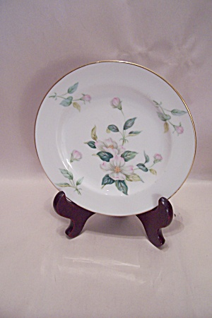Sango Apple Blossom Pattern China Bread & Butter Plate