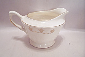 Crown Potteries Porcelain Creamer (Image1)