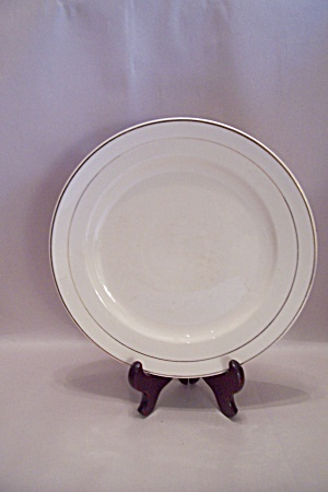 Knowles Tradition Pattern China Dinner Plate