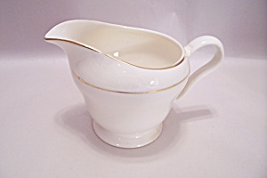 Knowles Tradition Pattern Fine China Creamer
