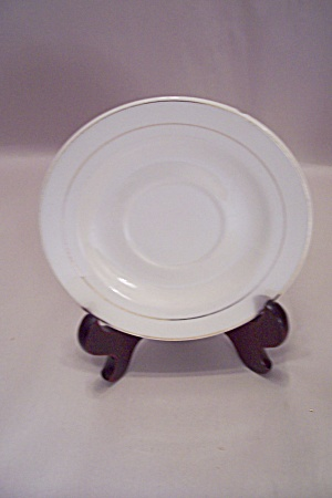 Knowles Tradition Pattern Fine China Saucer