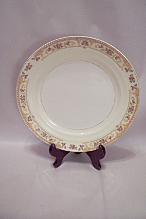 Crown Croyden Pattern Fine China Dinner Plate