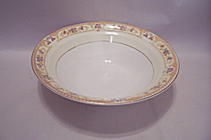 Crown Croyden Pattern Fine China Vegetable Bowl