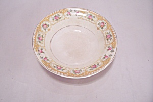 Crown Croyden Pattern Fine China Dessert/berry Bowl