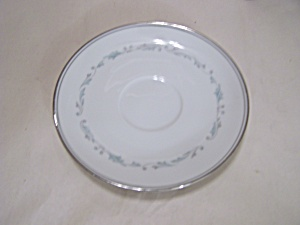 Noritake Brooklane Pattern Fine China Saucer