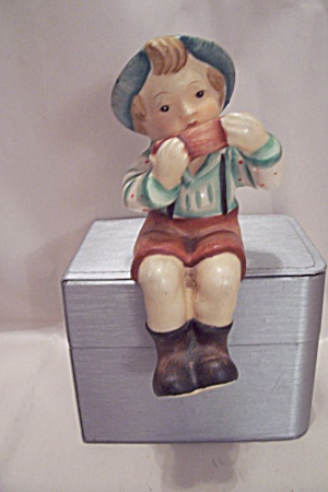 Occupied Japan Little Dutch Boy Shelf Edge Figurine