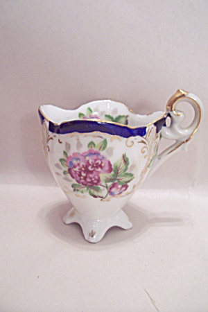 Occupied Japan Porcelain Demitasse Footed Cup (Image1)